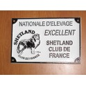 G50  PLAQUE EXPOSITION CANINE